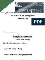 Materiais de Aviação e Processos
