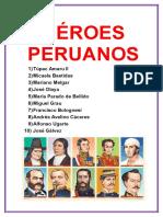 HÉROES PERUANOS