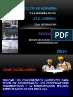 Caminos II Sesion 1 3 1