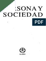 1994 Iglesia y Modernidad. La Perspectiv