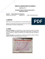 Informe No 3 Lab de Quimica