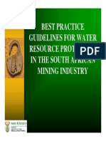 Best Practice Guidlines - A4_Pollution Control Dams