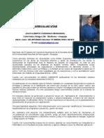 Curriculum_julio Cardenas m.