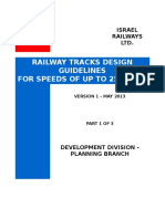Ir Tracks Design Guideline - Part 1-1