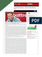 """Frédéric Lordon Au Bondy Blog _ """"Avec Nuit Debout_ Le Feu n'a Pas Pris"""" _ Bondy Blog"""
