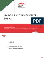 UNIDAD 5. CLASIFICACIÓN DE SUELOS.pdf