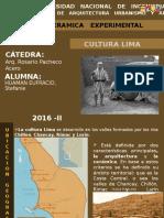Cultura Lima 2