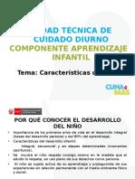 Diapositiva de Desarrollo Del Niño