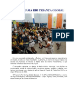 Rio Criança Global