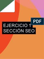 Ejercicio SEO 01