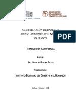 Construccin de Bases Sc en Planta 1