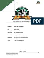 Tipos de Bombas Oleoductos y Poliductos.
