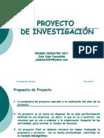 Unidad1a-2017PROPUESTA proyecto