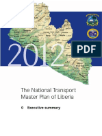 Liberia Transport Master Plan