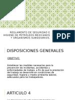 Reglamento de Seguridad e Higiene de Petróleos Mexicanos