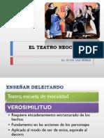 Caracteristicas Del Teatro Neoclasico