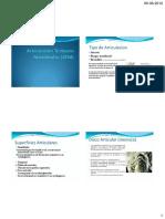 Articulacion Temporo Mandibular (ATM)