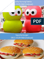081-555-299-68 (Indosat) Jual Mainan Anak Squishy Semarang