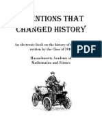 Invention That Changed History