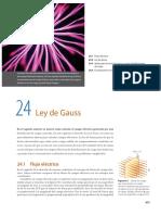 Gauss y Potencial Electrico