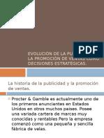 Historia Mercadotecnia