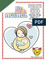 Tarjeta Día de La Madre en Inglés1