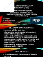 1. Introduction to MIL (Part 3)- Elements of Media Literacy and Critical Thinking.pptx