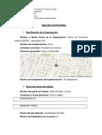 Analisis Ocupacional.radio Locutor