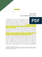 9 - SIMMEL, G. (1987) A metrópole e a vida mental..pdf
