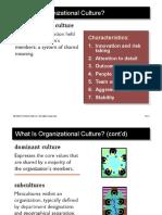 Culture - Corporate Governance