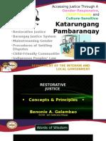 1 - KP - Restorative Justice