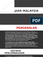Pengajian Malaysia