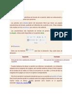 6.8 Formato Parrafo