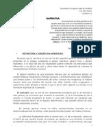 UNIDAD 1 NARRATIVA 1ro Educacion Media
