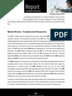 JUL 29 VarengoldbankFX Daily Report