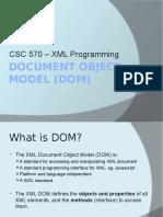 XML -DOM