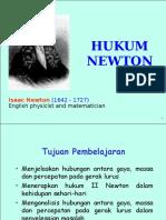 Ppt Hukum Newton 2