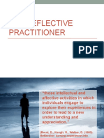 1 Reflective Practitioner Slides