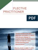 1 Reflective Practitioner Slides