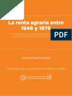 Cordoba Renta Agraria 1946 1976