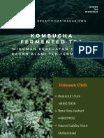 PKM Fermented Tea