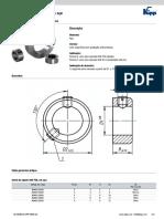 K0406 Datasheet 1659 Anel de Ajuste DIN 705 Em a O--pt
