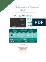 Baseline Information of San Juan River