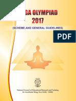YOGA Scheme 2017