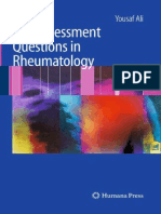 Self Assessment Questions in Rheumatology