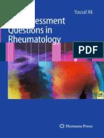 Self Assessment Questions in Rheumatology