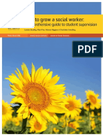 1 UNSW Australia How to Grow a Social Worker 2015
