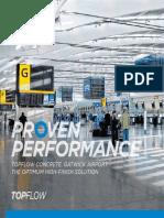 Airport Pavement Gatwick-TopFlow