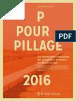 P pour Pillage - 2016