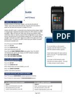 CT Payment PAX D210 F1 F2 Keys Setup Guide